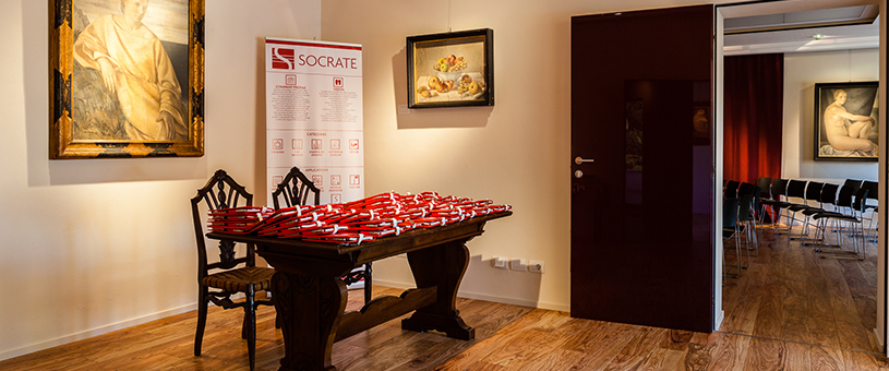 Reception-Socrate