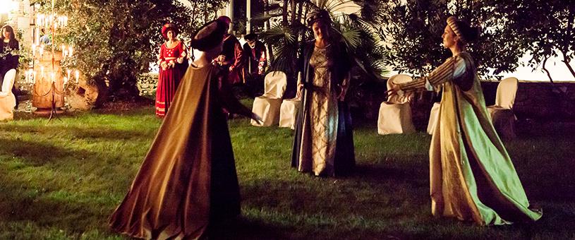 Danze medievali sirtes
