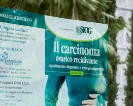 Evento formativo dedicato al carcinoma ovarico recidivante