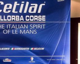 Cena di presentazione della Dallara 47 per Le Mans
