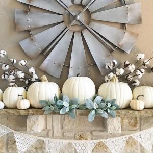8ed64f539248e8c83d9670176993c96c--fall-mantels-white-pumpkins