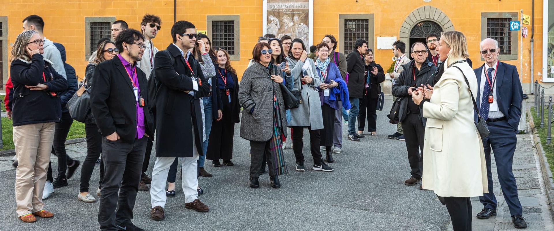 Piazza dei Miracoli - Visita guidata al complesso monumentale