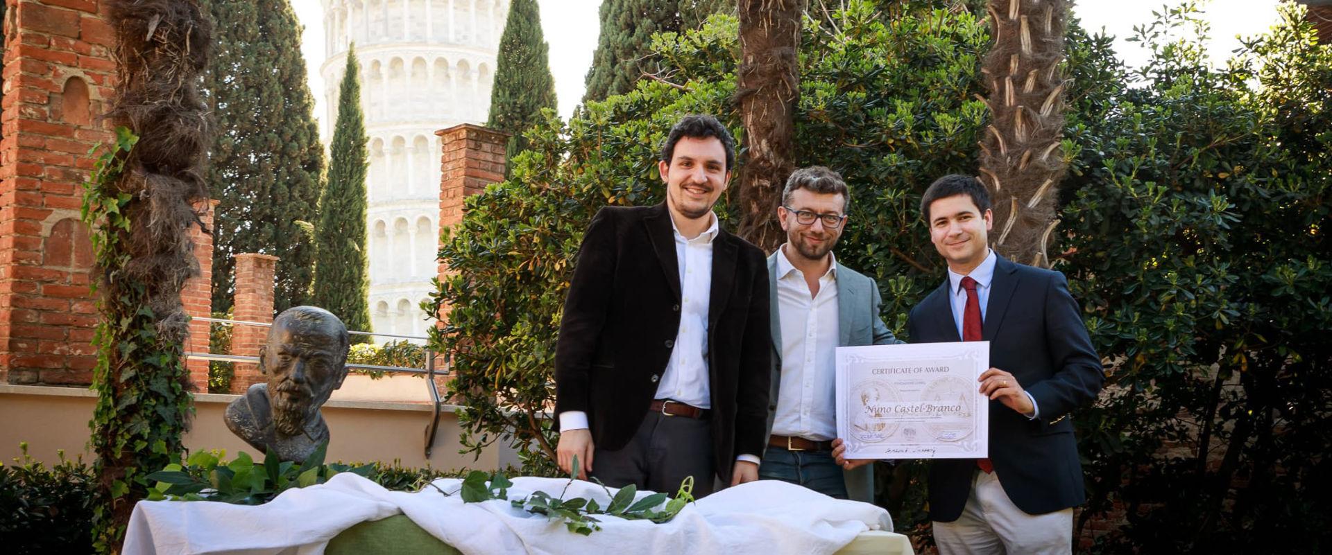 Giardino Superiore - Premiazione